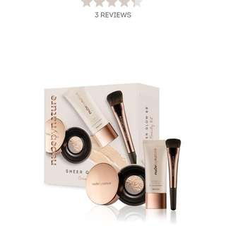 Nude by nature beauty kit