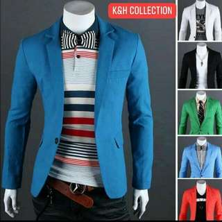 Men jacket Blazer Slim Fit