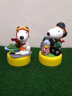 🚚 [收藏]Snoopy 2004年環島旅行版 (兩個一起賣)