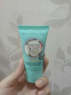 MAYBELLINE clear smooth all in 1 BB cream