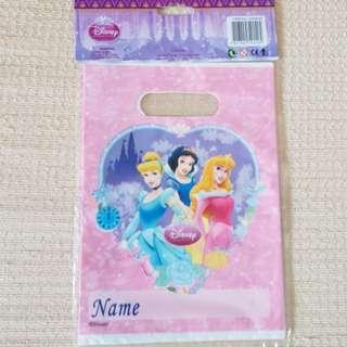 Disney Princess Party Bags