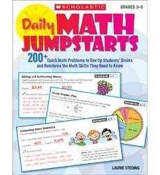 Scholastic Daily Math Jumpstarts Grade 3-5 (PDF)