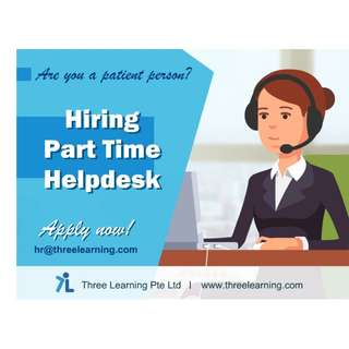 Looking for job?