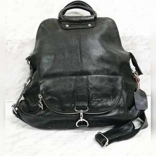 BENYME BACKPACK LEATHER BAG
