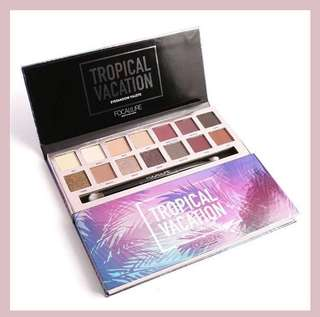 Tropical Vacation pallete