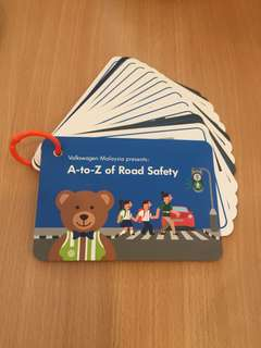 A-to-Z (Road Safety) Mini Booklet