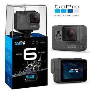 Gopro Hero 6 kredit cepat bandung