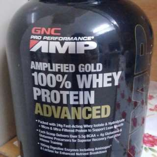 GNC Protein, totally new