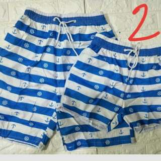 Couple Shorts 6 designs