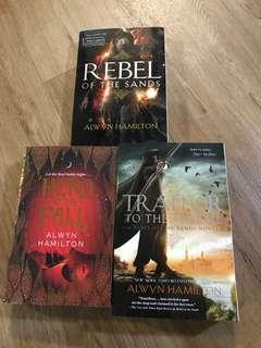 Alwyn Hamilton BOOKs!!