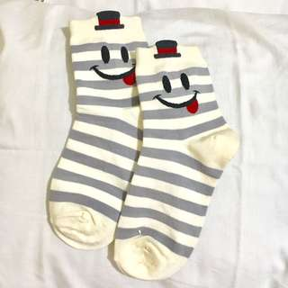Vivid Color Fashion Socks