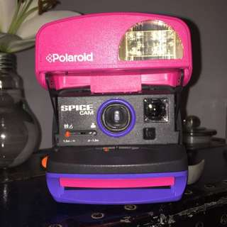 POLAROID 600 LIMITED EDITION 'SPICECAM'