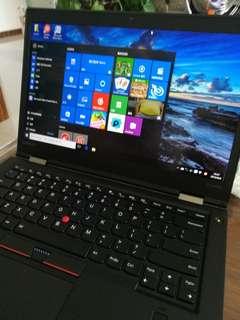 "Lenovo Thinkpad X1 carbon 2013 14"" i5-3427U 4G 128G SSD Ultrabook 95%NEW"