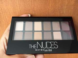 NEW! The Nudes Maybelline - Palette Black
