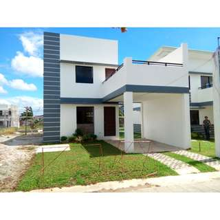 For Sale Brand New Pre-Selling House and Lot in Dasmarinas Cavite Single Detached with Balcony