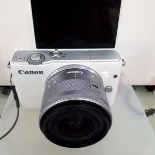 Kamera Canon Eos M10 MURAH (Promo Dp 0%)