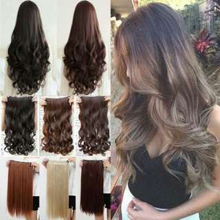 Hairclip import korea sisa dagangan
