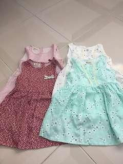 Dress for kids up 8-24 months