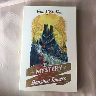 Enid Blyton: The mystery of Banshee Towers