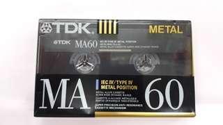 TDK MA60 Type IV