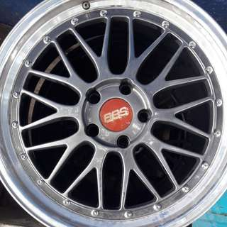 BBS Rims only 2