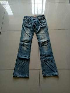 隨便賣懷舊色牛仔褲