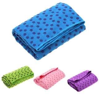 Non Slip Yoga Mat Towel | Preorder