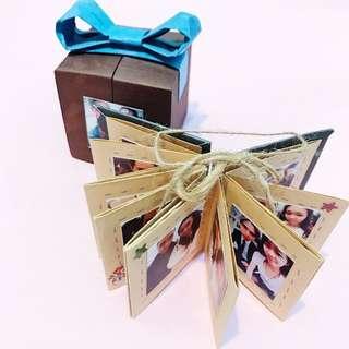 對開小禮物盒(情人主題)