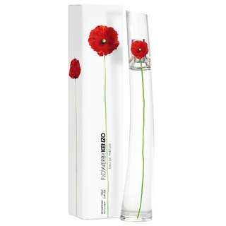 Kenzo Flower EDP for Women (30ml/100ml/50ml Tester) Eau de Parfum Red