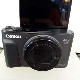 Kamera Canon PSSX730HS (Kredit DP 0%)