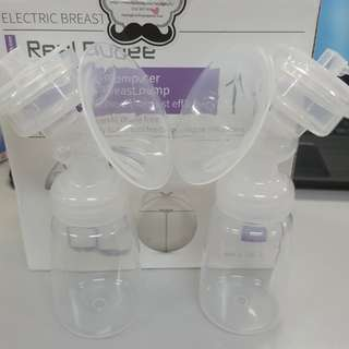 Real Bubee Double Electric Breast Pump