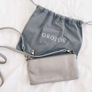 OROTON mini crossover bag