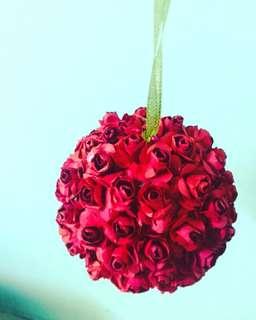 Wedding Props - Kissing Balls / Flower Balls