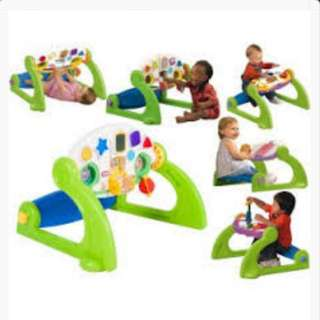 Fisher price 5 in 1 gym