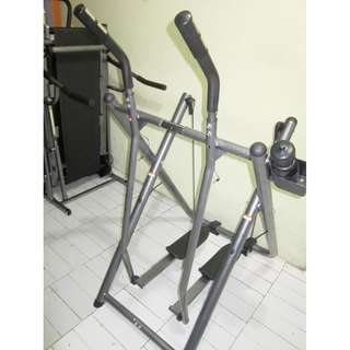Total Fitness Alat Fitness Air Walker Freestyle Glider Murah Like Life Fitness