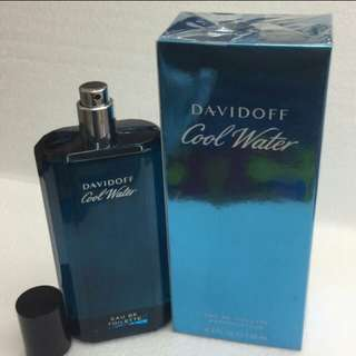 David Off Cool Water Perfume (Authentic)