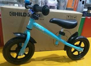 Child Care Balancing Bike