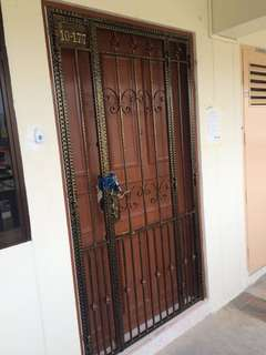 Wrought Iron Gate and GrilleH/P:97108558