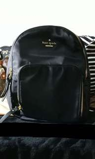 bag pack black