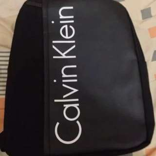 Authentic Calvin Klein Bagpack REPRICED