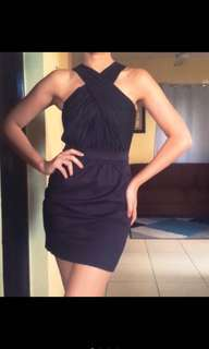 sexy elegant dress i bought in carousel pero di kasya i bought for only 420