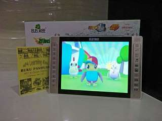KUTU MP4 DVD PLAYER 21 INCI