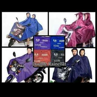 Motor Double Raincoat