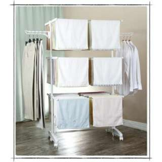 BN FREE DELIVERY Laundry Rack Drying Clothes Rack