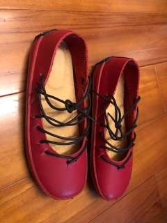 🚚 全新全牛皮鞋子