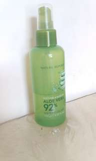 Nature Republic aloe vera 92% soothing spray