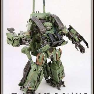 TF DreamFactory Dream Factory GOD-02 KO APS-02 Transformers DOTM Leader Class Brawl