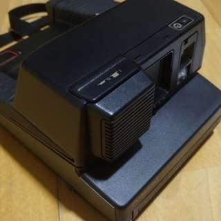Polaroid Impulse auto focus system, antique camera