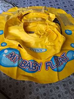 Intex baby floater