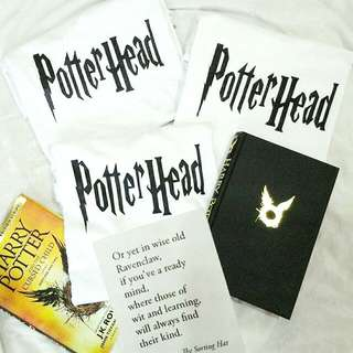 DIY Potterhead Shirt
